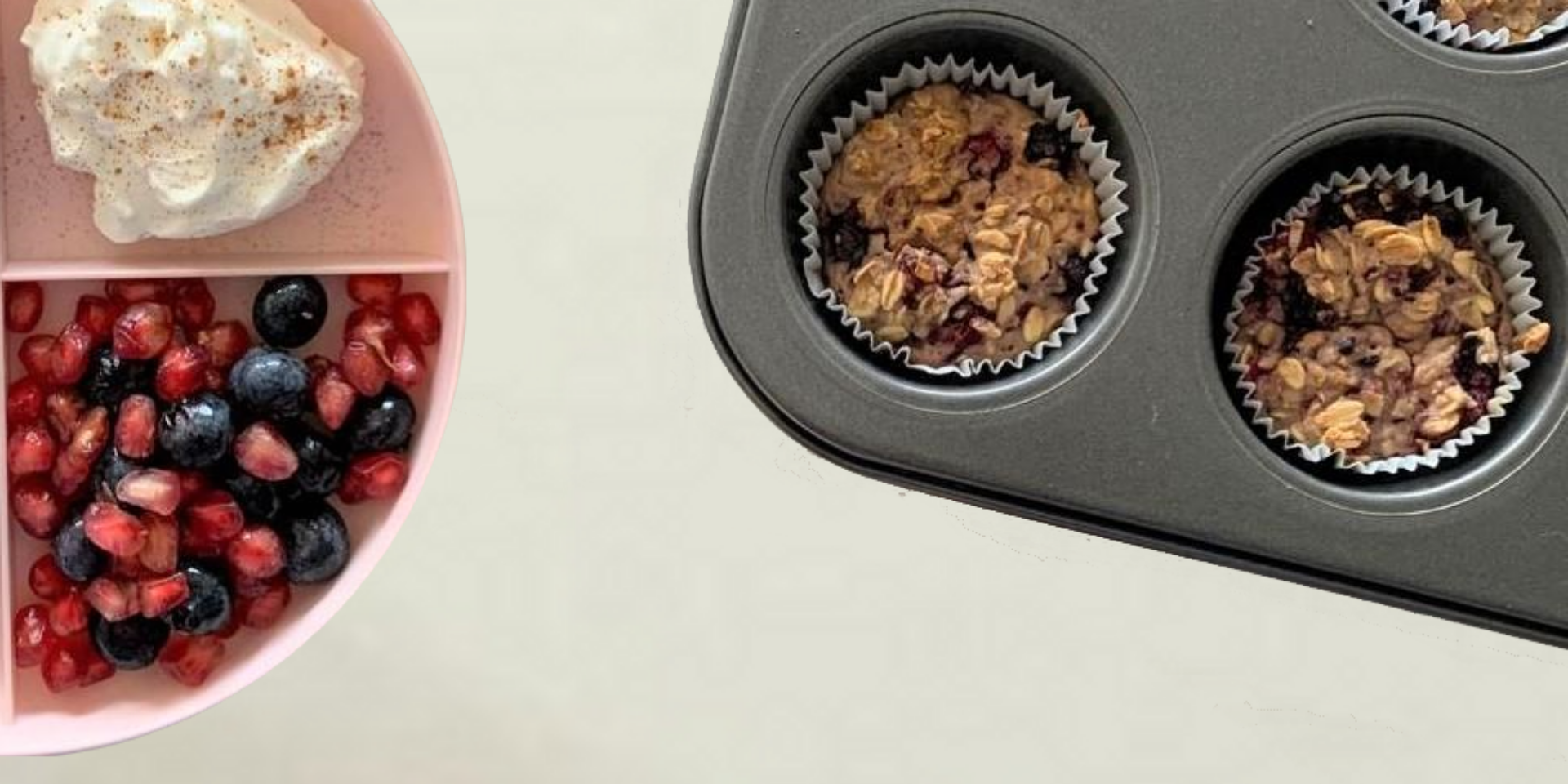 berry oat bites recipe