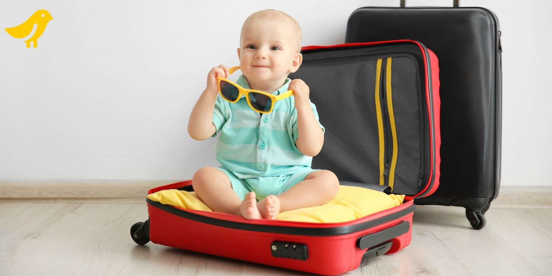 Weekend Break Packing list for a baby