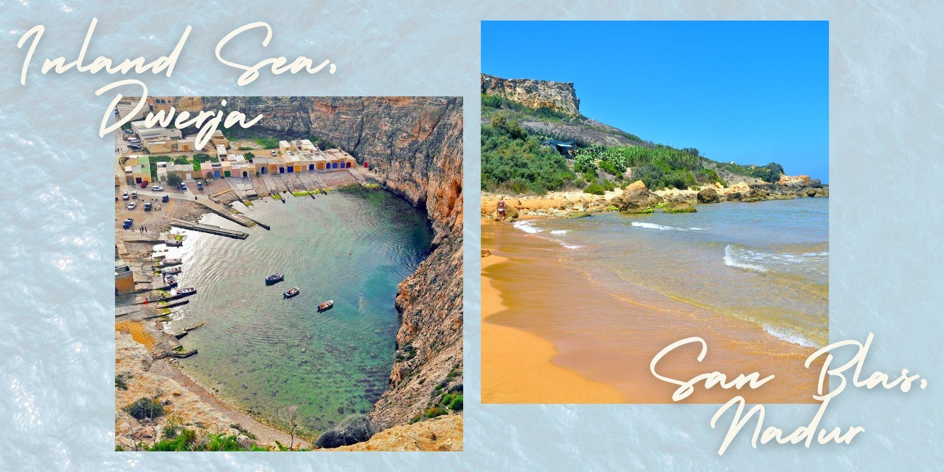Gozo Beaches with Kids