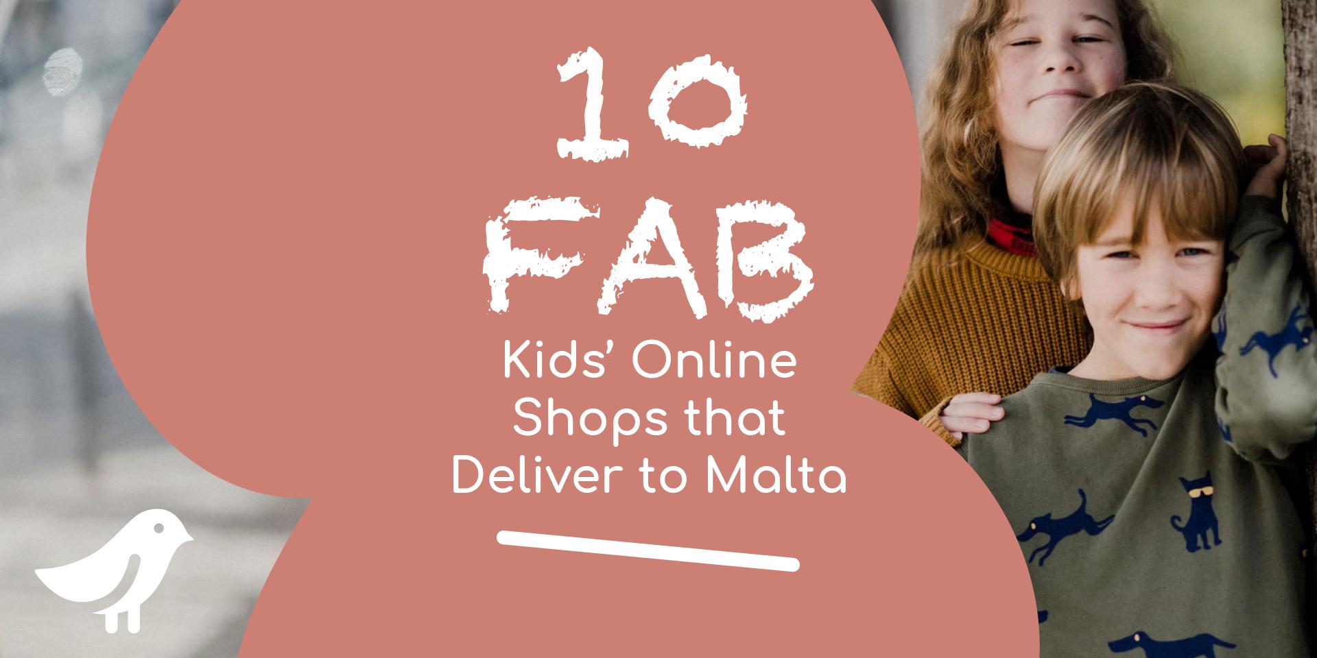 Kids Shops Malta